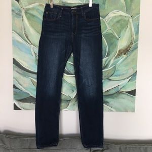 Express Legging Mid Rise 6R Jeans